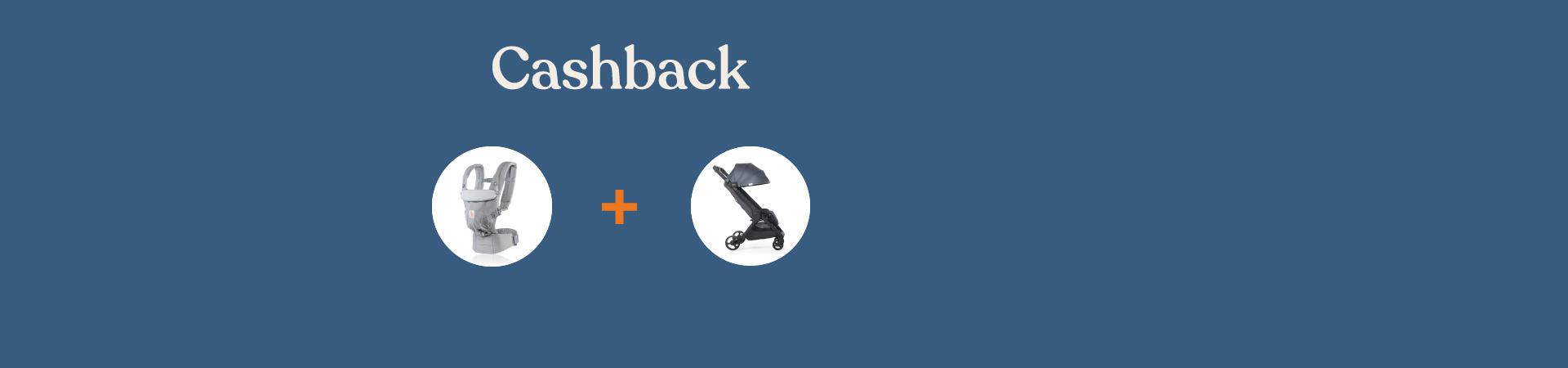 Cashback Ergobaby Porte-Bébé Adapt